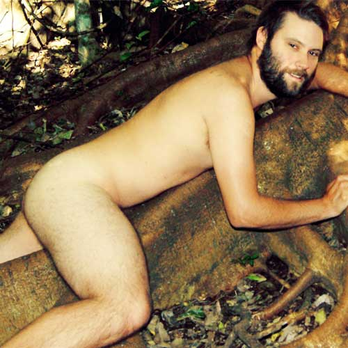 Naturism, the act of being naked in nature, feels very primal and beautiful.